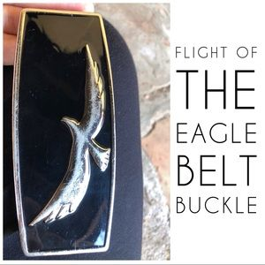 Other - 🦅 Flight Of The Eagle Belt Buckle 🦅